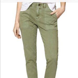 Sanctuary Green Admiral Stretch Skinny Pants- 27